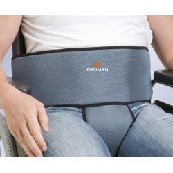 Cinturón abdominal y pieza...