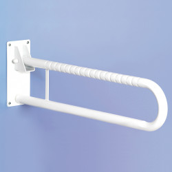 Doble barra abatible 70 cm